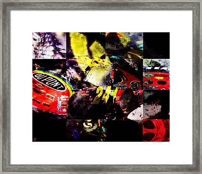 24 Framed Print by Ken Walker
