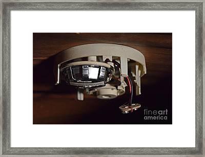 Scott's House Framed Print