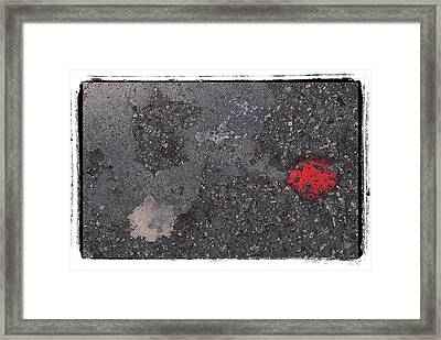 Abstract 72 Framed Print