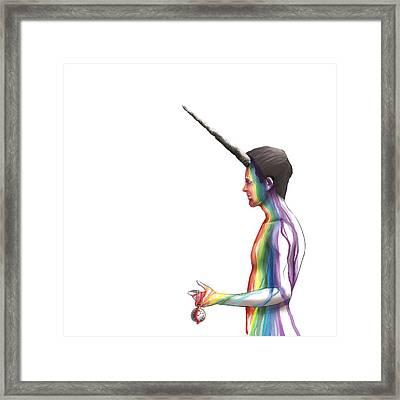 24.7  Framed Print by Jordan Richter