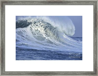 25 Feet On A Beautiful Morning Framed Print by Stan and Anne Foster
