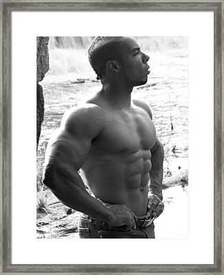 Framed Print featuring the photograph Summer Shoot 2007 by Jake Hartz