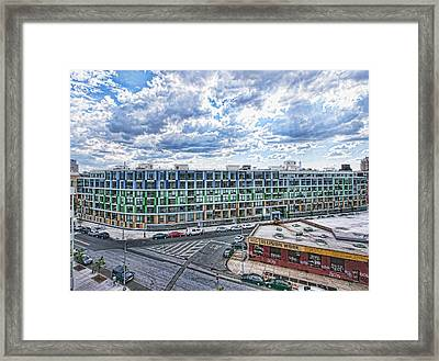 250n10 #1 Framed Print