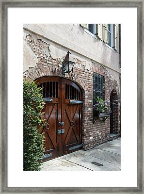 26 Queen St.  Framed Print