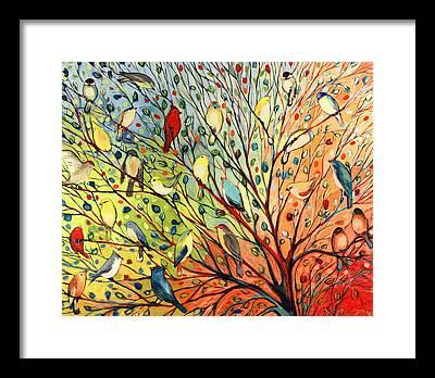Bird Framed Prints
