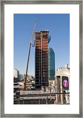27 On 27 Lic 1 Framed Print