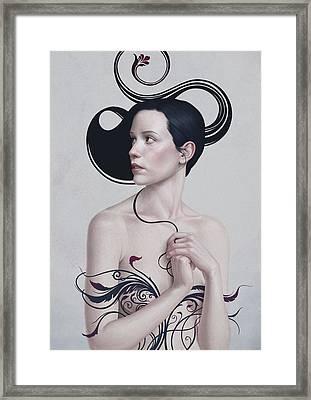 275 Framed Print by Diego Fernandez