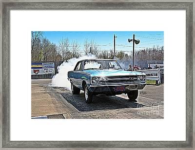 2759 05-03-2015 Esta Safety Park Framed Print by Vicki Hopper
