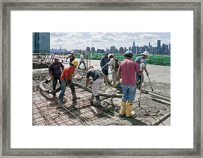 27th Street Lic 1 Framed Print