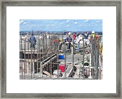 27th Street Lic 2 Framed Print