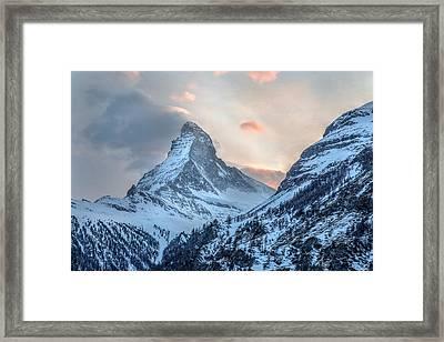 Zermatt - Switzerland Framed Print