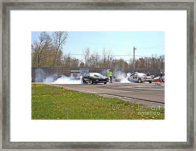 2826 05-03-2015 Esta Safety Park Framed Print
