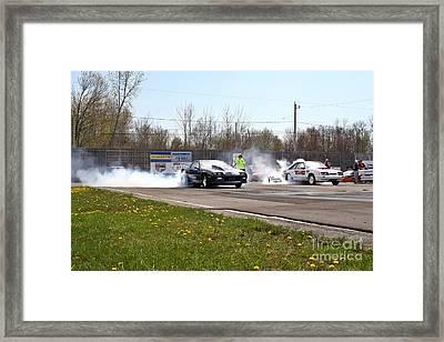 2827 05-03-2015 Esta Safety Park Framed Print by Vicki Hopper