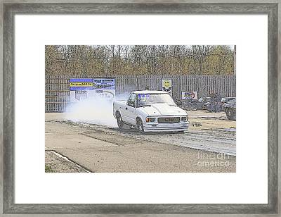 2853 05-03-2015 Esta Safety Park Framed Print