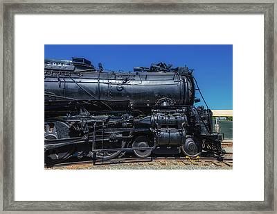 2925 A T And S F Framed Print