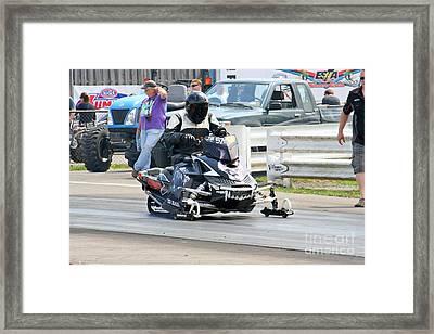 2940 05-03-2015 Esta Safety Park Framed Print by Vicki Hopper