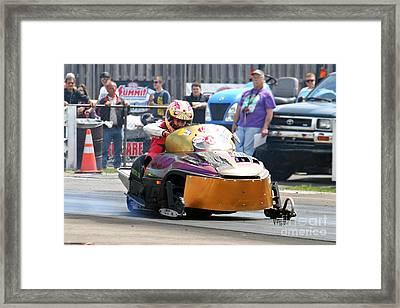 2947 05-03-2015 Esta Safety Park Framed Print by Vicki Hopper