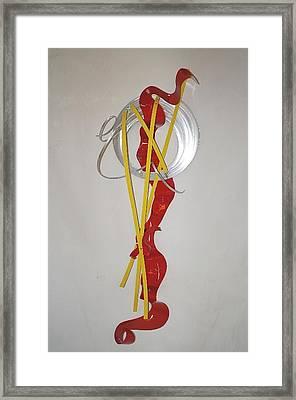 2nd Soul  Framed Print by Mac Worthington