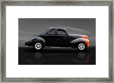 1940 Ford Framed Print