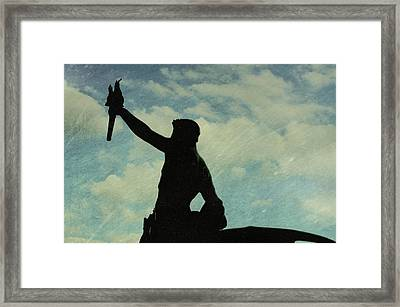 Against The Sky Framed Print by JAMART Photography