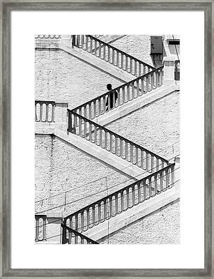 Algeria 1969 Framed Print