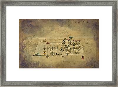 All Souls' Picture Framed Print