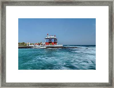 Arrieta - Lanzarote Framed Print by Joana Kruse