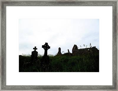 Ballingskelligs - Ireland Framed Print by Joana Kruse