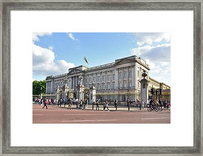 Buckingham Palace Framed Print