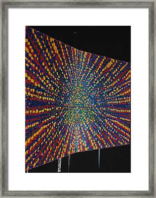 Butterfly Dream Framed Print by Kyung Hee Hogg