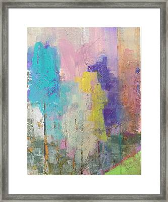 Callahan  Framed Print