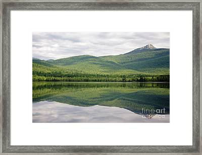 Chocorua Lake - Tamworth New Hampshire Framed Print