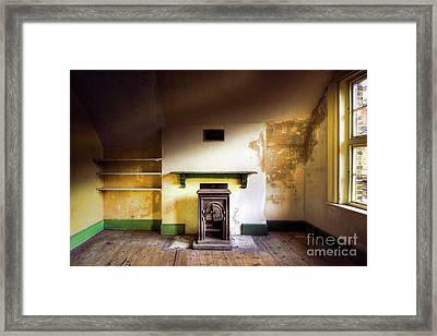 Empty Room Framed Print by Svetlana Sewell