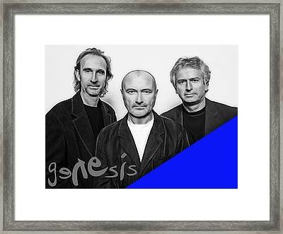 Genesis Collection Framed Print