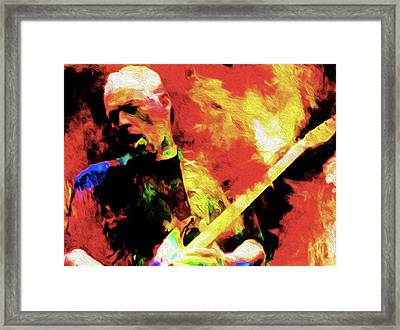 Gilmour Nixo Framed Print