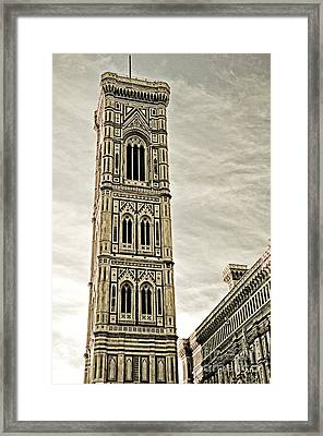 Giotto Framed Print by Emilio Lovisa