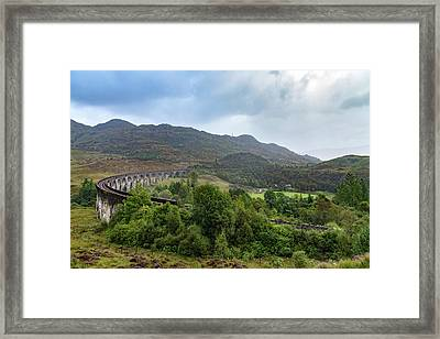 Glenfinnan - Scotland Framed Print