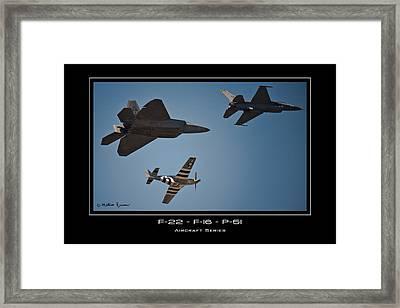 Heritage Flight Framed Print by Mathias Rousseau