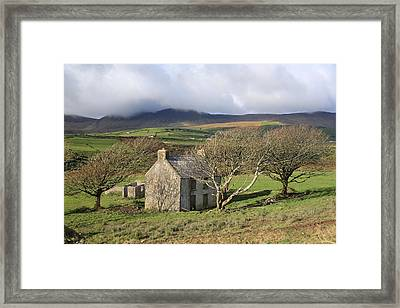 House Framed Print by Michael Diggin