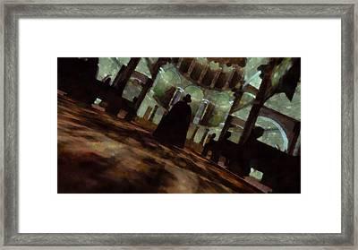 Jack The Ripper Framed Print