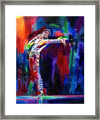 Jackson Magic Framed Print