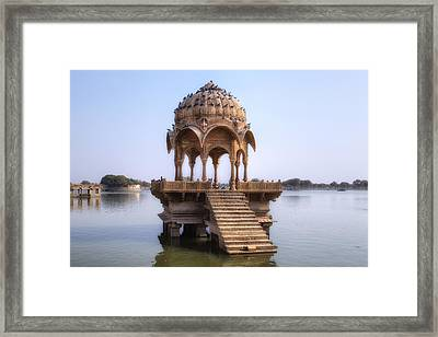 Jaisalmer - India Framed Print by Joana Kruse