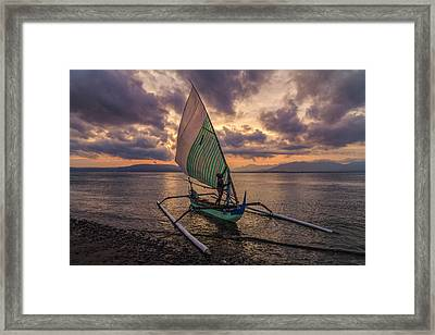 Ketapang - Java Framed Print