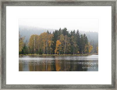 Framed Print featuring the photograph Kladska Peats by Michal Boubin