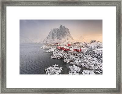 Lofoten Framed Print by Pawel Klarecki
