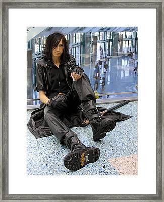 Los Angeles Animexpo 2009 Framed Print by Viktor Savchenko