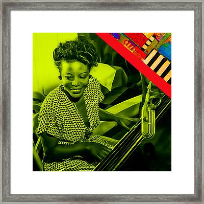 Mary Lou Williams Collection Framed Print