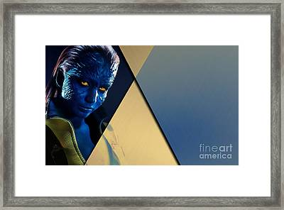 Mystique Collection Framed Print by Marvin Blaine