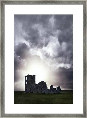 Old Church Framed Print by Joana Kruse