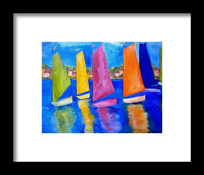 Usvi Framed Prints